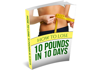 """Download """"How to Lose 10 Pounds in 10 Days"""""""